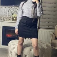 jupe lilya noir